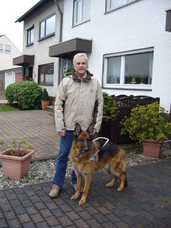 Orano mit Günter